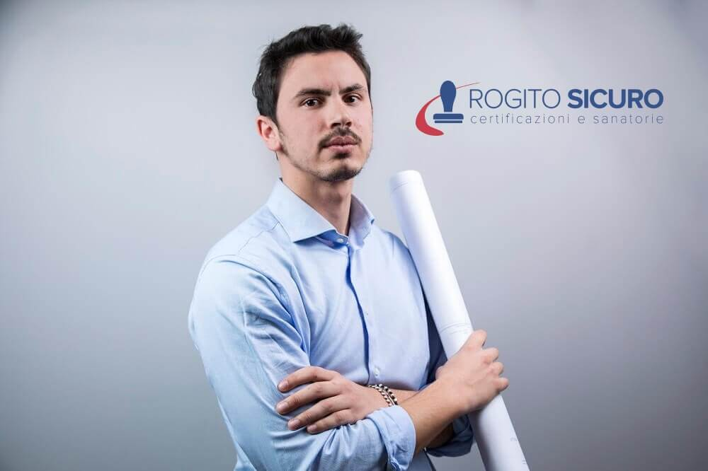 Alessandro Albano - abusi edilizi -Rogito sicuro